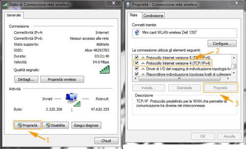 Trovare un indirizzo IP su Windows