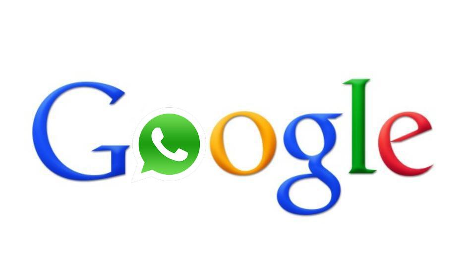 Google-Whatsapp