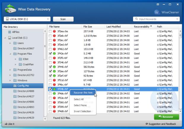 recuperare i file cancellati da un hard disk esterno