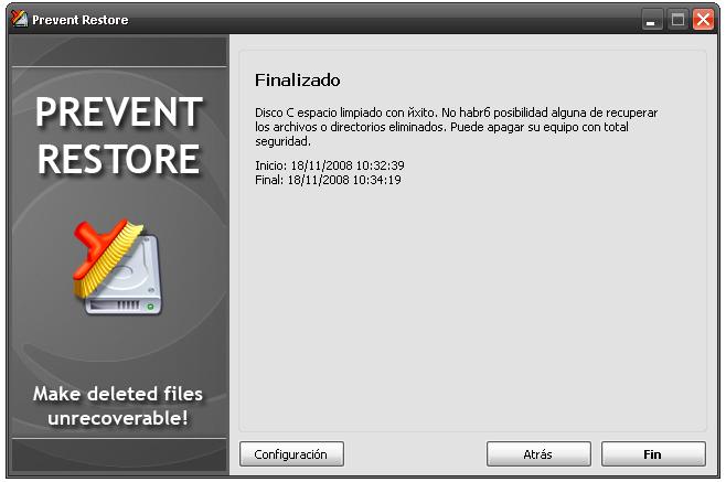 Cancellare file di una chiavetta USB completamente