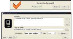 Convertire file MP4 in AVI