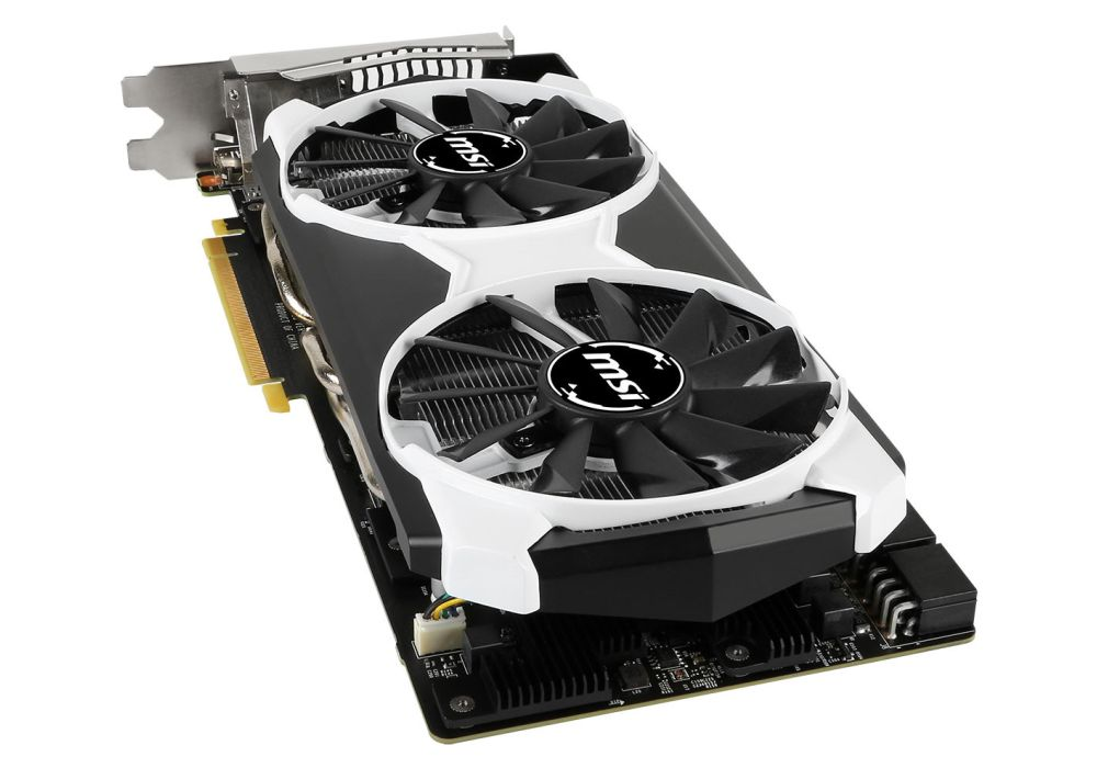 MSI GeForce GTX 980 Ti Armor2X