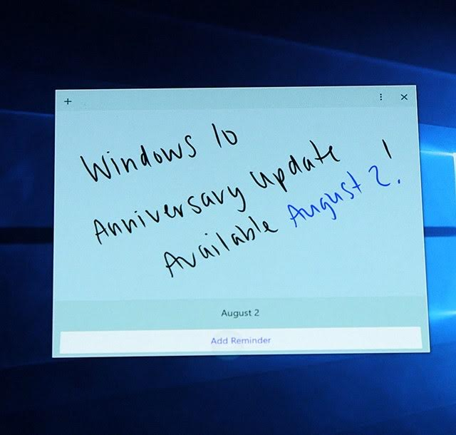 windows 10 update 1