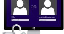 Come sbloccare il computer con password dimenticata