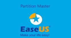 Gestire le partizioni di un disco con EaseUS Partition Master