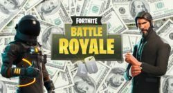 Fortnite incassa 1,6 milioni di dollari al giorno su iPhone ed accoglie la criptovaluta Monero