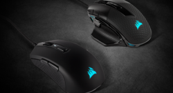 CORSAIR amplia la sua gamma di mouse gaming con i nuovi NIGTHSWORD RGB e M55 RGB PRO