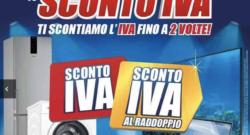 """Offerte volantino Trony """"Raddoppia sconto IVA"""" – valido fino al 4 Settembre 2019"""