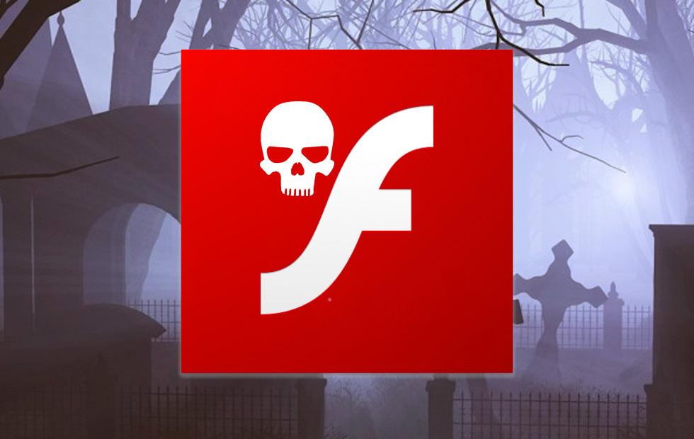Come eliminare Flash dai browser e dai sistemi operativi