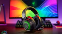 Razer annuncia l'arrivo delle cuffie da Gaming Kraken Ultimate