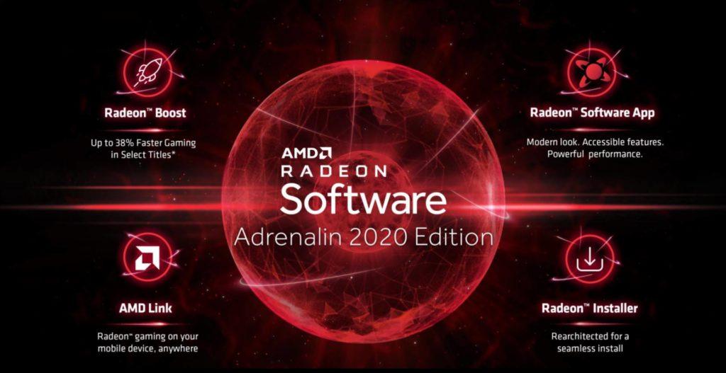 AMD rilascia i driver Radeon Adrenalin 2020 20.10.1