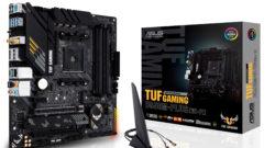 ASUS annuncia le schede madri AMD B550