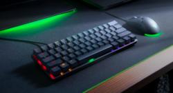 Razer annuncia la tastiera Huntsman Mini