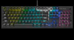 CORSAIR presenta la nuova tastiera gaming meccanica K60 RGB PRO