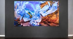 Samsung MicroLED inaugura una nuova era di qualità dell'immagine e design mozzafiato