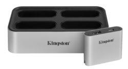 Kingston presenta la nuova linea di SSD NVM e la serie Workflow