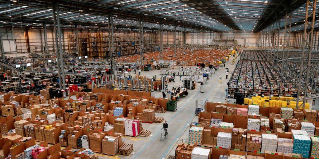 Amazon annuncia i Tour virtuali negli stabilimenti