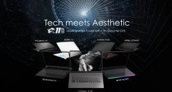 MSI svela la nuova lineup di laptop per gamer e creator